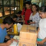 Estudiantes y graduados de la UNaM eligen sus representantes