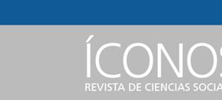 Revista Íconos de FLACSO Ecuador invita a presentar artículos