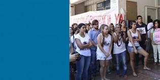 La comunidad Universitaria dijo ¡No más violencia de género!