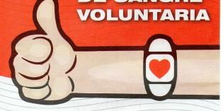 Campaña de donación de sangre y órganos en Humanidades