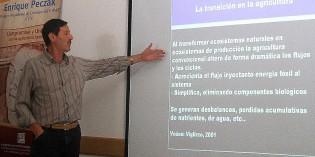 Dictarán Seminario Desarrollo Sustentable y Agroecología