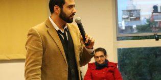 Inclusión educativa en una charla organizada por el Centro de Estudiantes