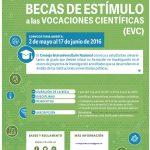 Becas CIN 2016