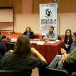 Buscan relevar y conformar redes de graduados en la FHyCS
