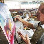 Clases gratuitas de pintura en la UNaM