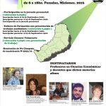 Primera Jornada Provincial para Profesores en Ciencias Económicas