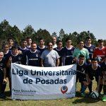 Comenzó la Liga Universitaria de Fútbol de Posadas