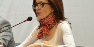 Analia Gerbaudo en el Doctorado en Ciencias Humanas y Sociales