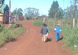 pobreza misiones