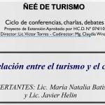 """""""La relación entre el turismo y el cine"""" en el ciclo de conferencias de Ñeé de Turismo"""