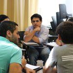Realizan talleres de estudio para estudiantes de la FHyCS