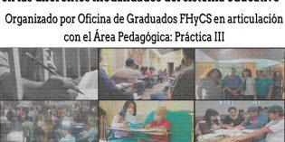 Taller de experiencias sobre la práctica docente