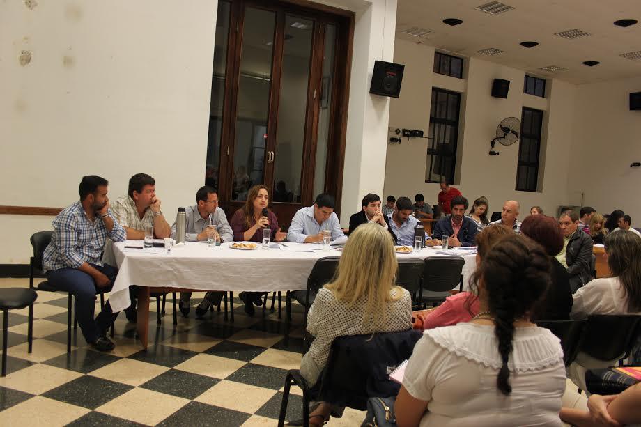 comisión de Equidad de género consejo deliberante