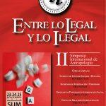 """En noviembre se desarrollará el """"II Simposio Internacional de Antropología Entre lo legal y lo ilegal"""""""