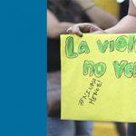 """""""Paro de mujeres"""" ante el femicidio de la adolescente con cese de actividades en la FHyCS"""