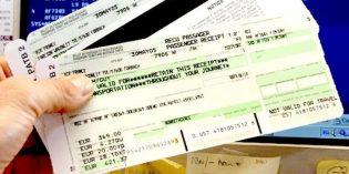 Formulario para el pedido de pasajes aéreos