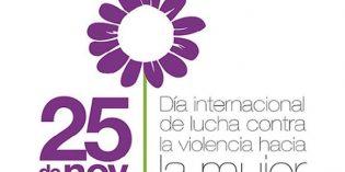 Proponen actividades por el Día Internacional contra la violencia hacia la mujer