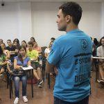 Esta semana comenzaron los cursos de ingreso en la FHyCS-UNaM