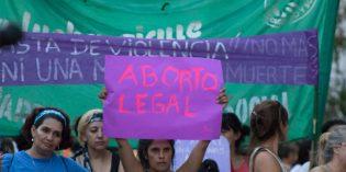 Solicitan el tratamiento para la interrupción voluntaria del embarazo