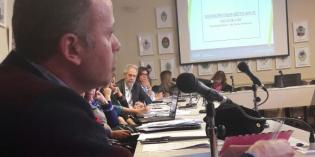 Spasiuk destacó la autoevaluación como un papel central dentro de la universidad