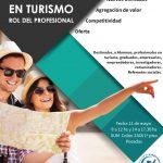 """Jornada: """"Inserción laboral en el turismo"""" en la FHyCS"""