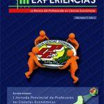 """Presentarán la revista """"experiencias"""" del profesorado en Ciencias Económicas"""