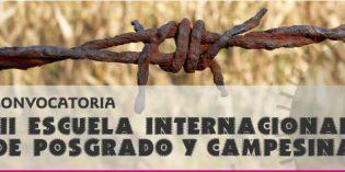 Escuela Internacional de Posgrado y Campesina