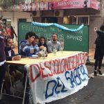Se realizó el Festival por la Educación Pública y los DDHH en la FHyCS [VIDEO]