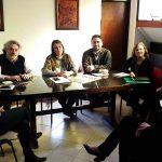 Visitaron la Facultad docentes-investigadores de la Universidade Federal de Fronteira Sul (UFFS)