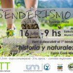 Senderismo en Cerro Corá: invitan a sumarse a una prueba piloto