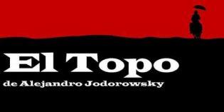 """""""El Topo"""" en ciclo de cine-rock: """"Haciendo cosas raras"""" en la FHyCS"""