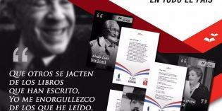 Olga Zamboni, entre las postales poéticas que regala Sade por el Día del Lector