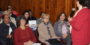 Comenzó el curso sobre promoción de derechos de personas mayores en la FHyCS