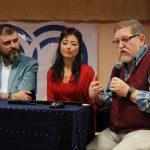 Turbi Pinazo disertó en Humanidades