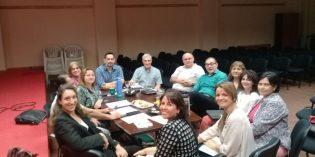 Organizan la primera jornada de socialización de experiencias de postítulos en la FHyCS