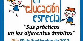 Más de 450 profesionales debatirán sobre el campo de los Profesores de Educación Especial