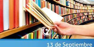 13 de Septiembre: Día del Bibliotecario en Argentina