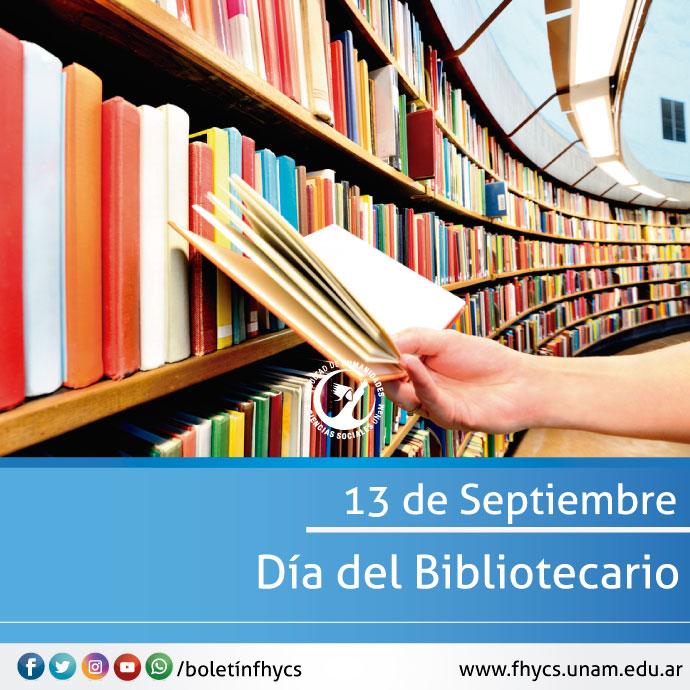 13 De Septiembre D 237 A Del Bibliotecario En Argentina