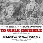 Ciclo de cine: Séptimo arte y bibliotecología