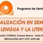 Cierre de la Maestría en Semiótica Discursiva y listado de tesis disponible