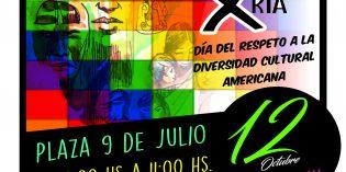 Encuentro cultural y de Arte Comunitario en el día de la Diversidad Cultural