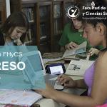 Hasta el 2 de marzo estarán abiertas las inscripciones a carreras de la FHyCS-UNaM