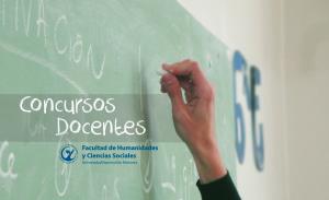 Llamados a concursos docentes en la FHyCS-UNaM