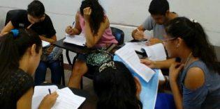 Realizan talleres de prácticas de estudio para estudiantes universitarios en la FHyCS