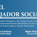 Se conmemora el día del Trabajador Social en Argentina