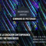 Ana Padawer abrirá el ciclo de cursos del Programa de Posgrado en Antropología Social