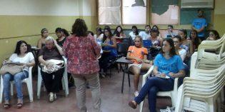"""""""Tutores Pares"""" finalizan las capacitaciones para comenzar el ingreso 2018"""