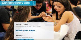 Llaman a adscripciones para el Área de Idiomas y la carrera de Intérprete en Lengua de Señas