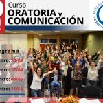 Abren inscripción a Curso de Oratoria y Comunicación en la FHyCS