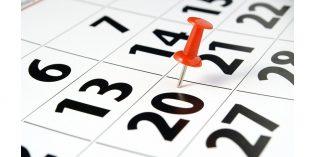 Cronograma de Investigación y Postgrado 2018